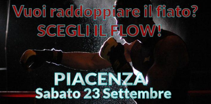 TRAINING FLOW – PIACENZA