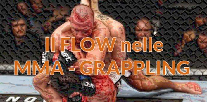 Il Flow nelle MMA-Grappling